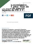 Bloqueo Económico Contra Cuba_ Más de 50 Años de Guerra Injusta de EE.uu