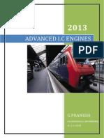 Advanced i.c. Engines Book