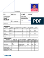 Interview Process Form-Candidate