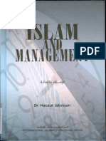 10- Islam and Management