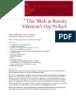TWiR Valentines Potluck