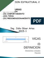 Vigas y Columnas II 20151
