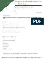 Job - Mainframe Weekday Walkin @ FIS Chennai (20th,21st,22nd May 2015) - Chennai - FIS Global Business Solutions India Pvt. Ltd