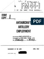 FM 44-1 1952 Employment of Antiaircraft Artillery