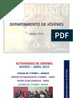 Departamento de Jóvenes 24.05.2014 - Resumen (3)