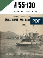 Small Boats & Harbor Craft