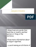 Adjectives (Eng)