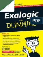 Exa Logic for Dummies