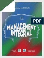 Le Management Intégral
