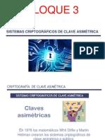 Firmae Bloque 3 Sistemas Cript. de Clave Asimétrica