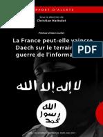 Rapport Alerte Daech 2015