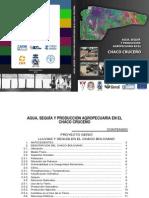 Publicacion Agua Sequia Produccion Agropecuaria Chaco Cruceno