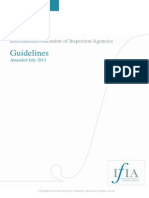 IFIA Guidelines 06 Amended July 2013