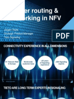 Tieto Diameter Routing and Interworking in NFV