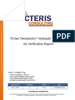 TetraSentry SIL Verification Report