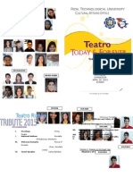 Programme Tribute2015