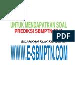 Soal SBMPTN 2014 Tkpa Kode 644 & Kunci Jawaban