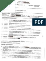 Note de la préfecture des Pyrénées-Orientales sur un étranger malade