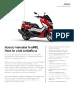 Yamaha NMAX 125 2015