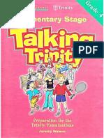 Talking Trinity Grade 4