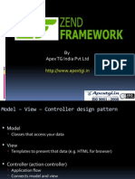 What is PHP Zend Framework - Tutorial 2
