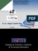 Modulo III 3.5 Cobit - 2015