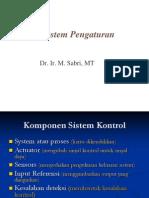 3 Model Matematik Sistem
