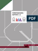 Il Rapporto Ferrotranviario