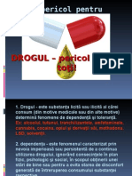 PROIECT DROGURI