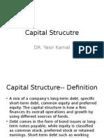 Capital Strucutre