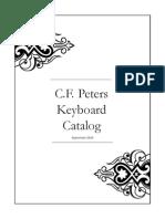 Keyboard Catalog 2009
