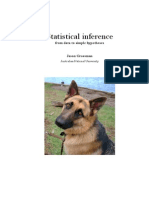 Grossman Statistical Inference