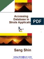 Struts Database