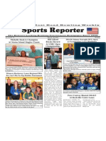 May 20 - 26, 2015 Sports Reporter