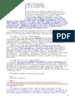 LEGE Nr 350 Pe 2001 - Urbanismul - Cu Evidentiere Modificari - Dec 2012