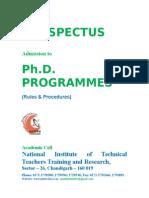Ph.D.progBrochure2014