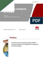 Signaling Analysis of PDSN 20080105 B 1.0