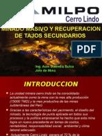 Tecmin 2013 Minado Masivo Cerro Lindo