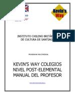 Manual Kevin 1 Colegios Profesor