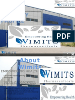 Wimits Company Profile_Draft1!19!11-2014