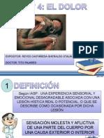 EL DOLOR.ppt