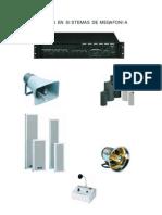 Tecnicas en Sistemas de Megafonia