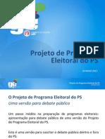 Apresentação Programa 20052015vf
