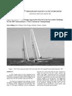 The 19th Chesapeake Sailing Yacht Symposium