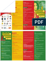 programa do festival da lusofonia