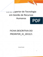 Prointer_III_2015RH_Ficha_Descritiva