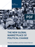 The New Global Marketplace of Political Change