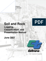 Caltrans Logging Manual