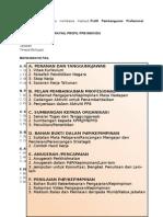 Kandungan Profil PPB IndividU