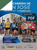 Dossier Carrera Sanjose Valledemena 2015